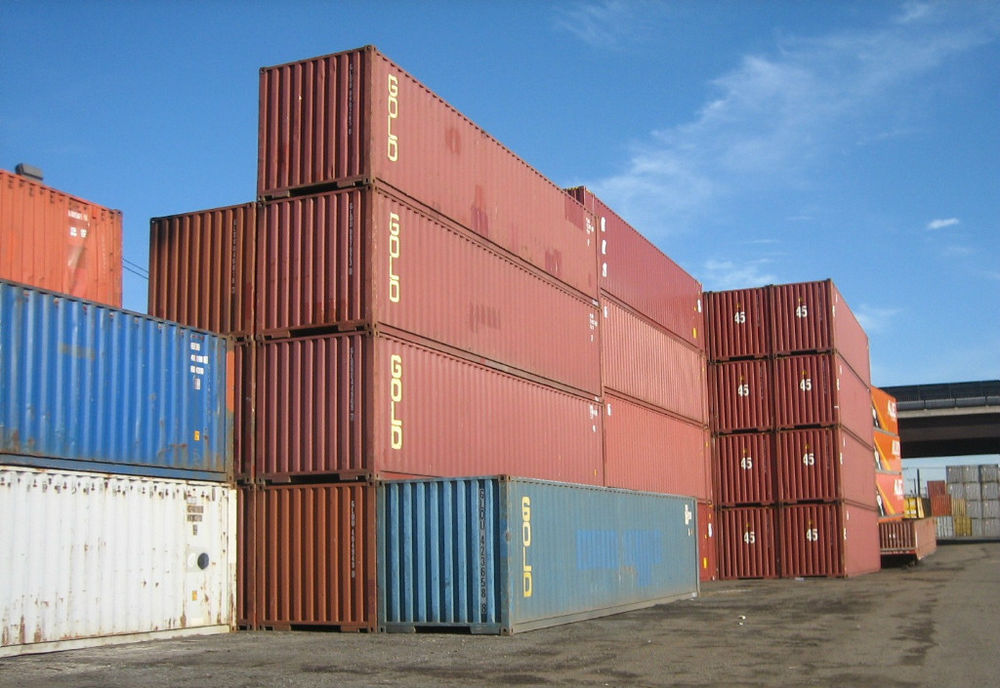 Cargo container Inventory Liquidation with Cargo Liquidators